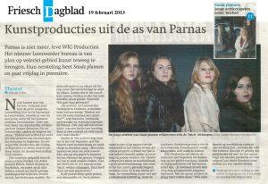 Friesch Dagblad, 19 februari 2013